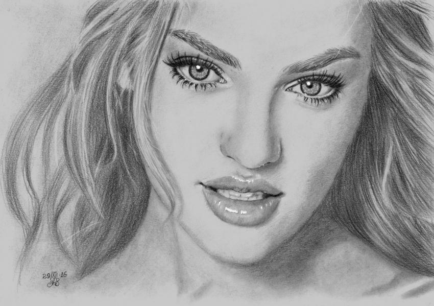 Candice Swanepoel por aes25